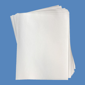 "8 1/2"" Premium Thermal Paper Sheets for Brother PocketJet Printers (2500 Sheets) - T812-011-SHEET-HW-25"