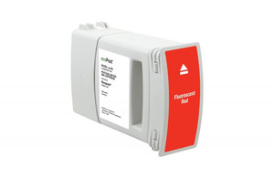 Red Postage Meter Ink Cartridge for NeoPost 4127175Q (Remanufactured) - PM-ECO90