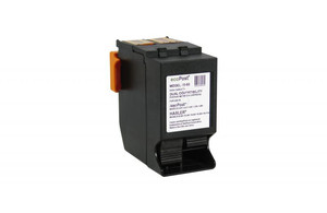 Red Postage Meter Ink Cartridge for NeoPost Hasler IJINK3456H/4105243U/WJ69INK/4124705S (Compatible) - PM-ECO4560