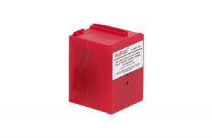 Red Postage Meter Ink Cartridge for Pitney Bowes 765-9 (Remanufactured) - PM-NPT300C