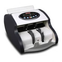 Semacon S-1015 Mini Currency Counter w/ UV Counterfeit Dectection