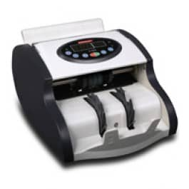 Semacon S-1025 Mini Currency Counter w/ UV & MG Counterfeit Detection