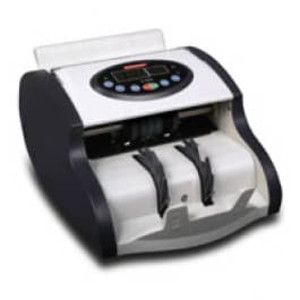Semacon S-1025 Mini Currency Counter w/ UV & MG Counterfeit Detection - F-S-1025