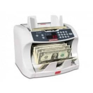 Semacon S-1215 Table Top Bank Grade Currency Counter with Batching, 800-1600 npm, UV CF - F-S-1215