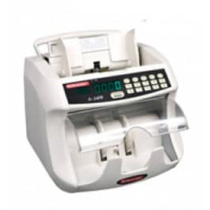 Semacon S-1450 Bank Grade Currency Counter, UV/MG CF w/ Dust Reduction System - F-S-1450