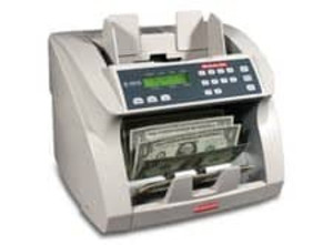 Semacon S-1615 Table Top Premium Bank Grade Currency Counter with Batching, 1000-1800 npm, UV CF - F-S-1615