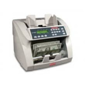 Semacon S-1625 Table Top Premium Bank Grade Currency Counter with Batching, 1000-1800 npm, UV/MG CF - F-S-1625