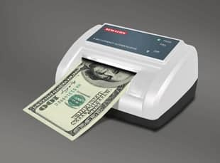 Semacon S-960 Automatic Currency Authenticator / Counterfeit Detector