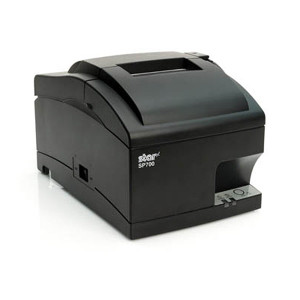Star Micronics SP742ME Impact Printer, Auto-Cutter, Gray (Ethernet) - STAR-39336532