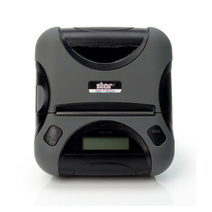 "Star Micronics SM-T300i Rugged Mobile Thermal Printer, 3"" Tear Bar, Gray (Bluetooth/Serial) - STAR-39634010"