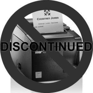 Star Micronics TSP143IIIBi Thermal Printer, Auto-Cutter, Gray (Bluetooth)