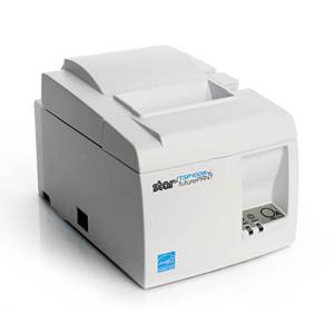 Star Micronics TSP143IIILAN Thermal Printer, Auto-Cutter, White (Ethernet) - STAR-39472010