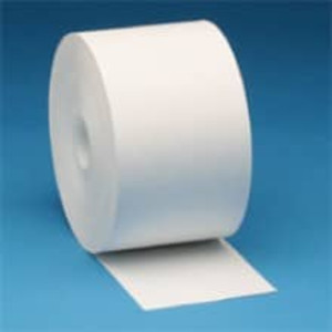 "Tidel IS1000/IS2000/3100/3300/3400/3600 ATM Thermal Paper - 3 1/8"" x 480', CSI (8 Rolls) - A-318-480"