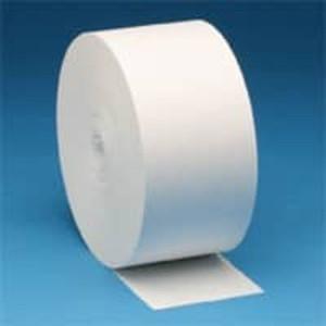 """Triton 9500 ATM Bond Paper Rolls - 3"""" x 768' (8 Rolls) - A-300-768"""