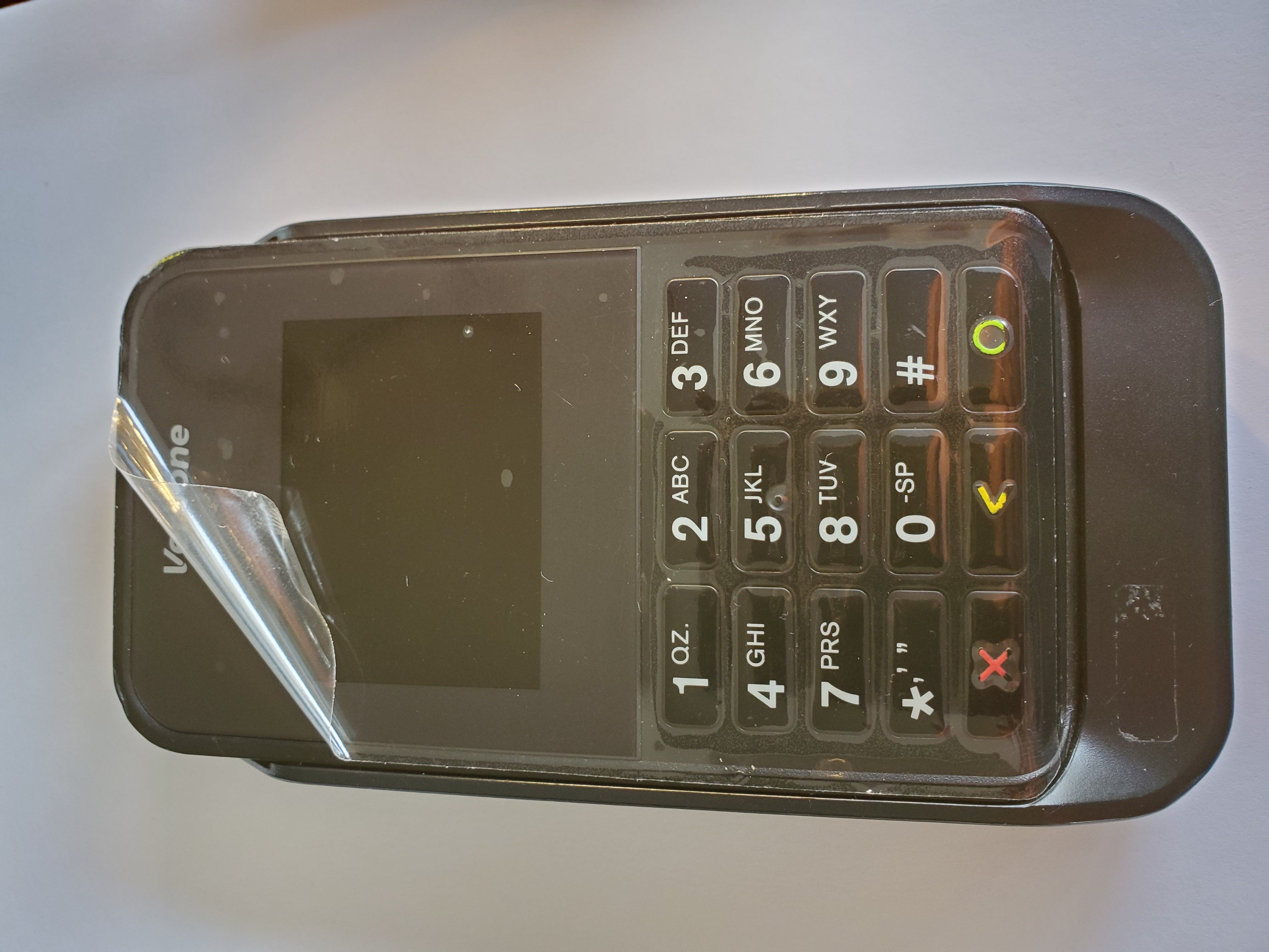 Verifone e355 Terminal Full Device Protective Cover (Pack of 6)