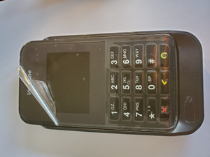 Verifone e355 Terminal Full Device Protective Cover (Pack of 6) - AC-E355COVER