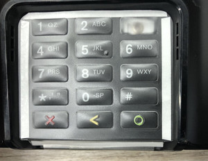 Verifone M400 Keypad Protective Spill Cover - AC-M400KEYPAD