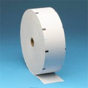 "Wincor-Nixdorf Pro Cash 2000 Series ATM Thermal Paper, 6"" Sense Marks - 3.125"" x 2084' (4 Rolls) - A-71548"