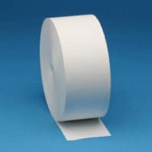 """Zebra 3.125"""" X 645' Z-Perform 1000D 3.5 mil Receipt Paper Roll, 8 rolls/carton - ZEB-10007008"""