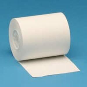 """ZEBRA, 3"""" X 80' Z-Perform 1000D 2.4 mil Receipt Paper Roll, 36 rolls/carton - ZEB-10011042"""