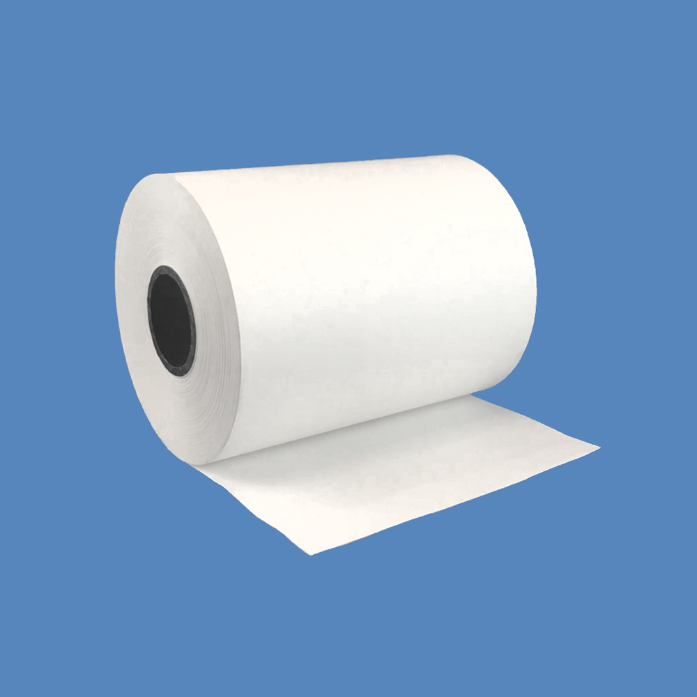 "Zebra 4"" x 100' Z-Perform 1000D 2.4 mil Receipt Paper, 10006224 (36 Rolls)"