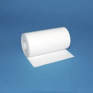 "Zebra 4"" X 75' Z-Perform 1000D 2.4 mil Receipt Paper Roll, 12 rolls/carton - ZEB-800398-004"