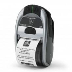 Zebra iMZ Series Thermal Printer, iMZ220, 128MB, US/Canada English, Bluetooth, iOS, US Power Plug - ZEB-M2I-0UB00010-00