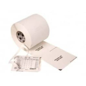 "Zebra Z-Slip Packing List, 4.375"" x 6.875"", Direct Thermal Label, 4 Rolls, #10006703 - ZEB-10006703"
