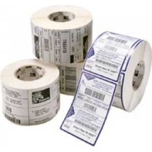 "Zebra Z-Ultimate 2000T, 2"" x 0.25"" Thermal Transfer Labels, 1 Roll - ZEB-10023033"